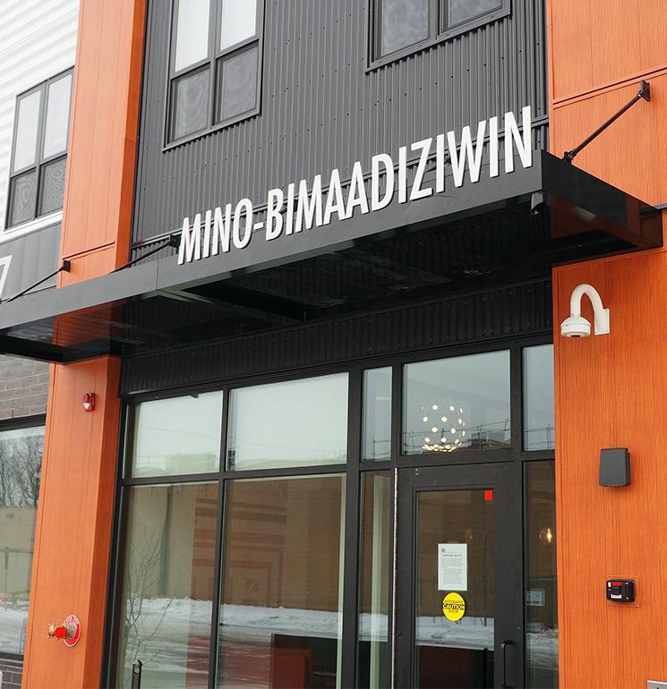 J.Becher & Associates / Mino-Bimaadiziwin Apartments List Image