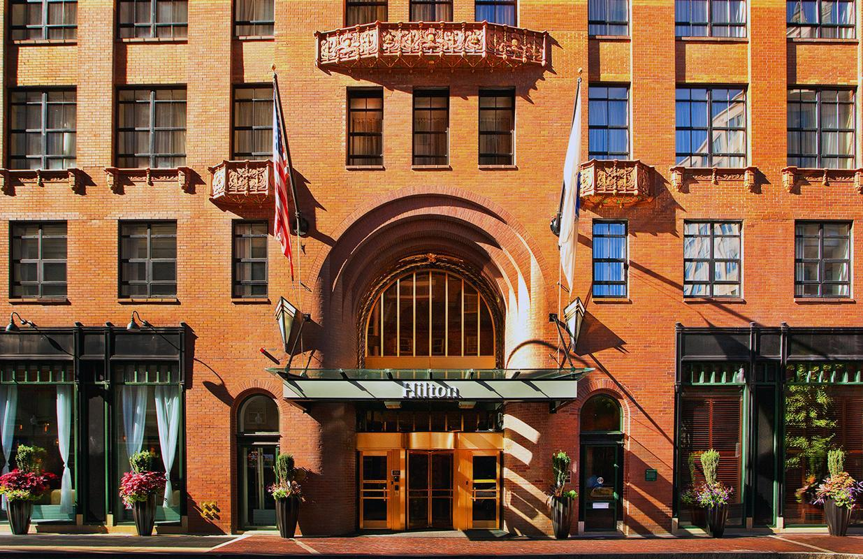 Hilton Boston Image