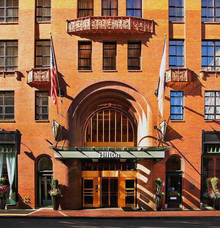 Hilton Boston Downtown