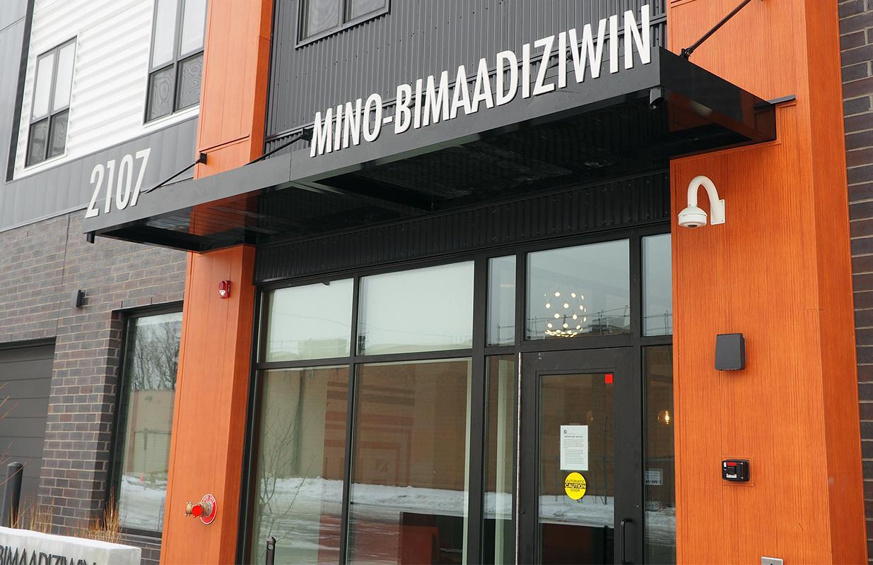 J.Becher & Associates / Mino-Bimaadiziwin Apartments Image 1