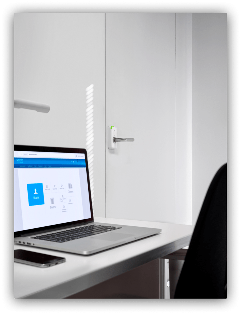 Designed to streamlined access control management of any building very simple