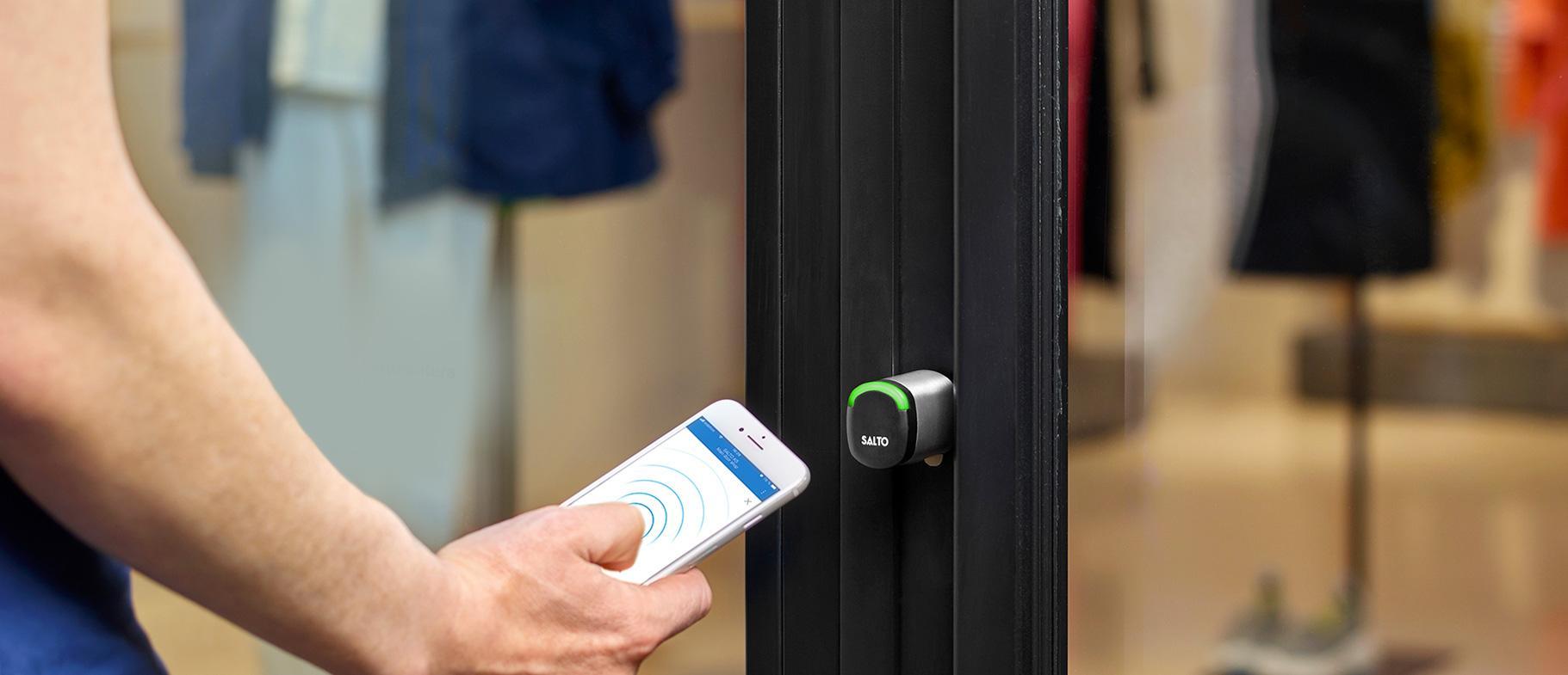 Retail access control