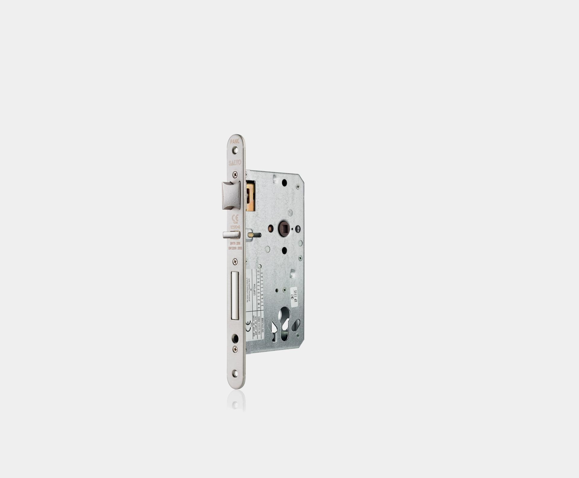 LE8P-mortise-lock-satin-stainless