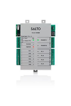 SALTO AUXILIARY - CU4200 CONTROLLER