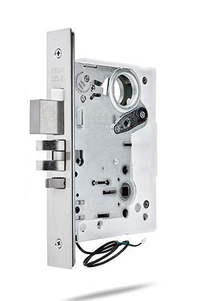 XS4 LA1T - ANSI Automatic Mortise Lock