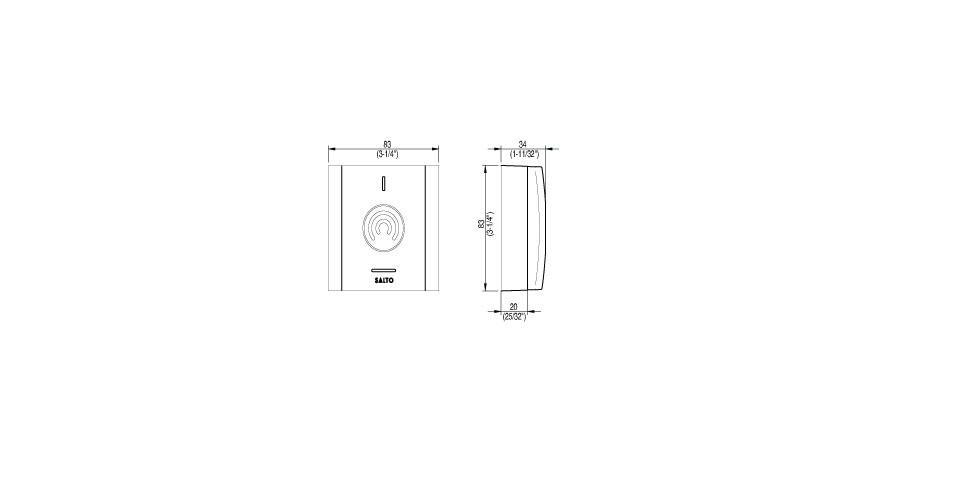 Repeater Technical Drawing