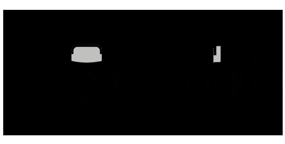 XS4 Mini - ANSI Technical Drawing