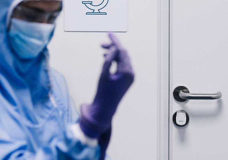 Access control solutions for Healthcare